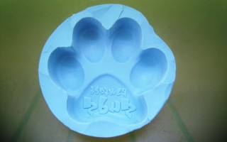 Pawfect Suds Silicone Mold